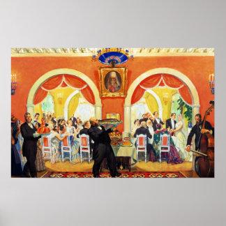 Wedding Feast, 1917 Poster