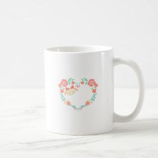 Wedding Floral Design Mug