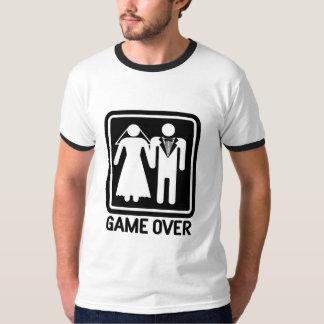 Wedding Game Over Shirt