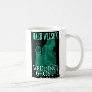 Wedding Ghost Mug - White