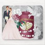 Wedding Gift Mousepad