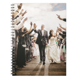 Wedding gift notebooks
