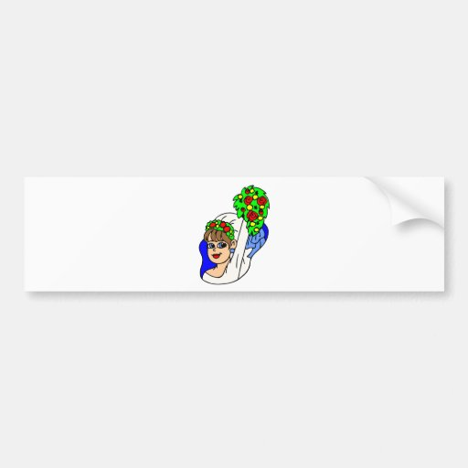 Wedding Gifts 21 Bumper Stickers