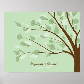 Wedding Guestbook Tree