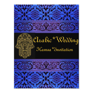 Wedding*Hamsa Card
