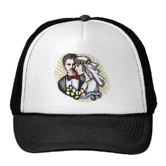 Wedding Hat Cap