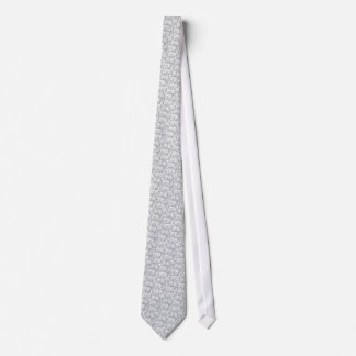 Wedding Hawaiian White Flower Tie