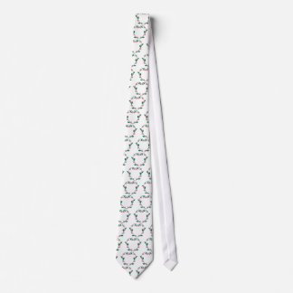 Wedding Heart Wreath Tie