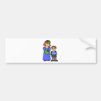 Wedding Ideas 17 Bumper Stickers