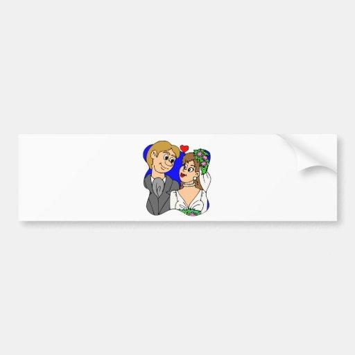 Wedding Ideas 29 Bumper Stickers