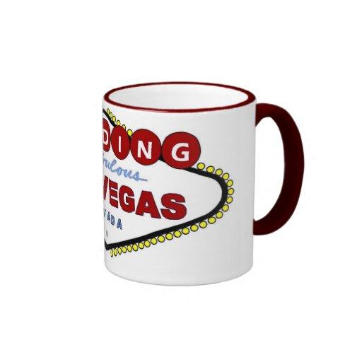 Wedding In Fabulous Las Vegas Mug