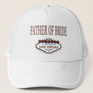 WEDDING In Las Vegas Father of Bride Cap