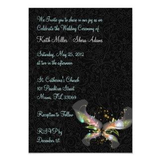 "Wedding 5"" X 7"" Invitation Card"