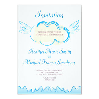 Two Sided Wedding Invites 1 400 Two Sided Wedding