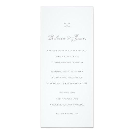 Wedding Invitation - Featured