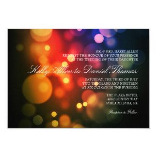 Wedding Invitation | Night Lights |mult