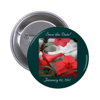 Wedding Invitations, Save the Date! 2 Inch Round Button