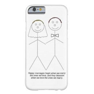 Wedding iPhone 6/6s Case