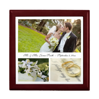 Wedding  |  Keepsake Box