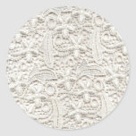 Wedding Lace Stickers