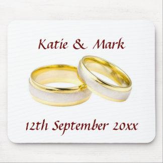 Wedding Mousepad Keepsake