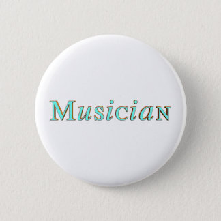 Wedding Musician Button