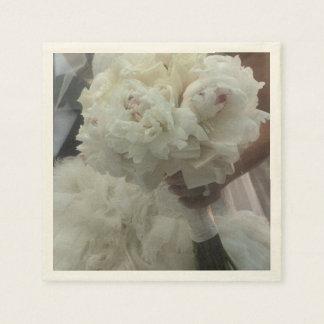 Wedding Napkin Paper Napkins