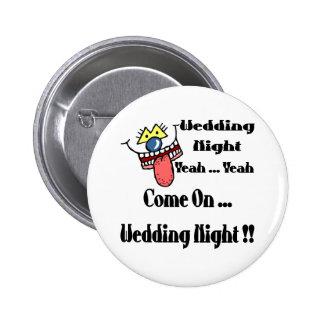 Wedding Night Button