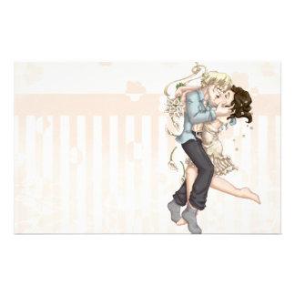 Wedding Night Personalized Stationery