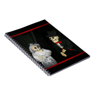 Wedding of the Dead Notebook