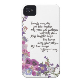 Wedding or Engagement Gift iPhone 4 Case