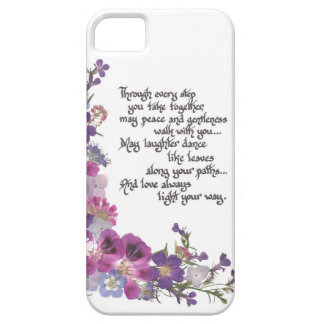 Wedding or Engagement Gift iPhone 5 Covers