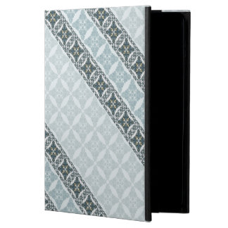 Wedding paisley tradition elegant pattern iPad air case