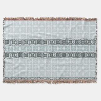 Wedding paisley tradition elegant pattern throw blanket