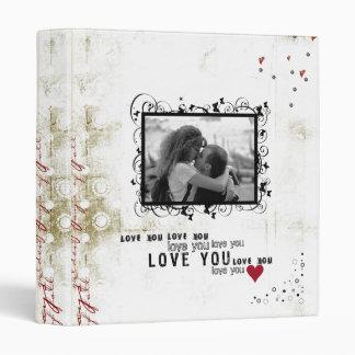 wedding photo album 3 ring binder