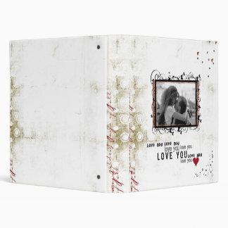 wedding photo album binder