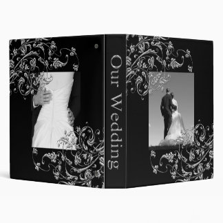 Wedding Photo Album Template Binder