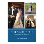 Wedding Photo Collage - Thank You