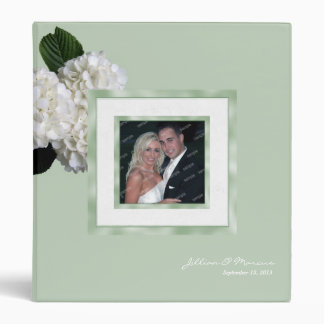 Wedding Photo Keepsake Album Binders