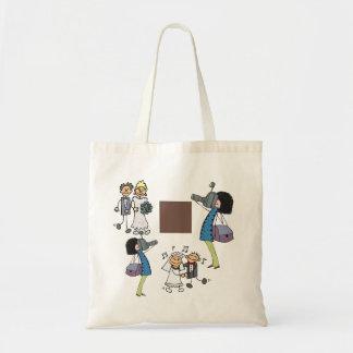 Wedding Photographer - Bride Groom -Tote Bag