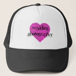 Wedding Photographer Trucker Hat