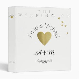 wedding photos, love celebration moments binder