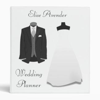 Wedding Planner 3 Ring Binders