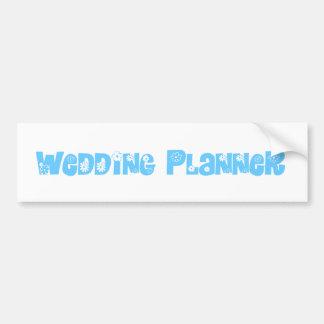 Wedding planner adhésifs pour voiture