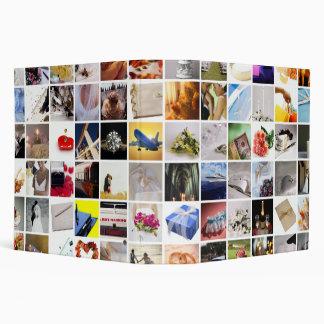Wedding Planner Journal Vinyl Binders