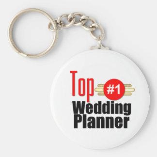 Wedding planner supérieur porte-clés