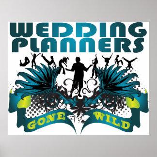 Wedding Planners Gone Wild Poster
