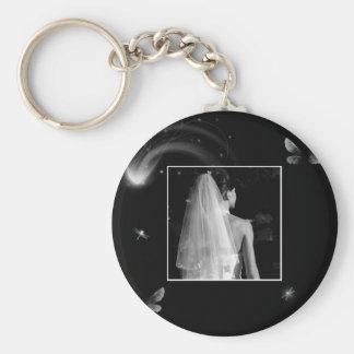 wedding porte-clé