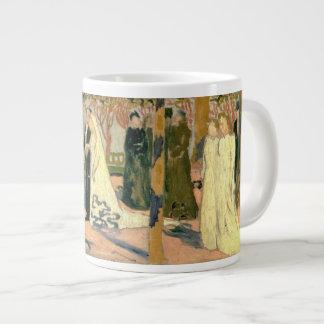 Wedding Procession, c.1892-93 Jumbo Mug