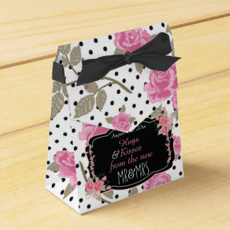 Wedding Reception Bride/Groom FAVOR BOXES